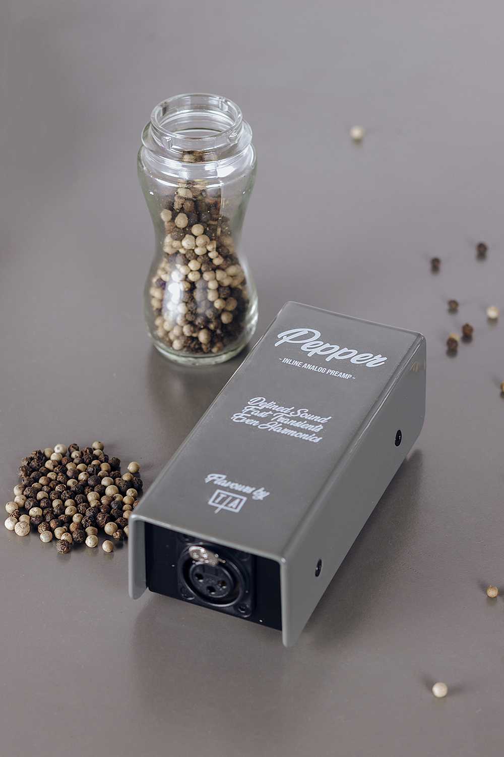 Flavours Preamps - Pepper