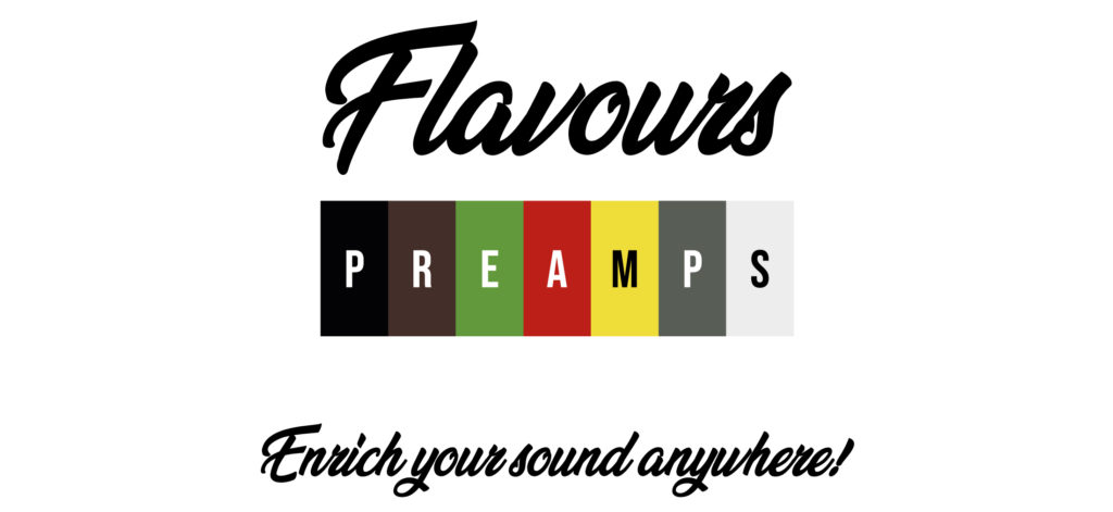 Flavours Preamps Logo